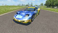 Chevrolet Corvette C5-R Valeo for BeamNG Drive