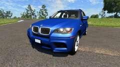 BMW X5M Blue