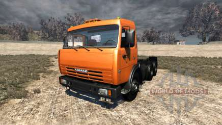 KamAZ-65115 for BeamNG Drive