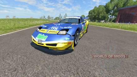 Chevrolet Corvette C5-R Valeo LeMans for BeamNG Drive