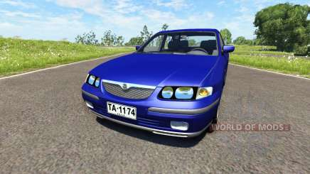 Mazda 626 for BeamNG Drive
