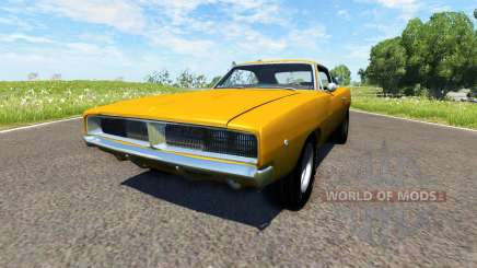 Dodge Charger RT 1970 for BeamNG Drive