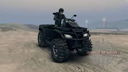 Polaris Sportsman 4x4 for Spin Tires