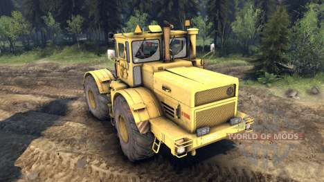 K-700A Kirovets for Spin Tires
