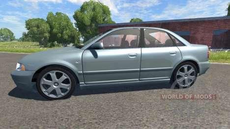 Audi S4 2000 [Original] for BeamNG Drive