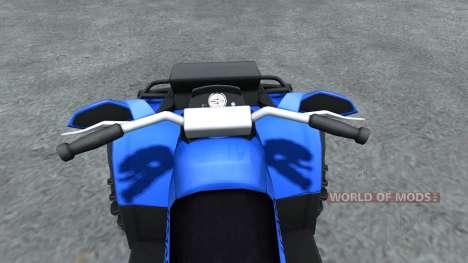 Lizard ATV for Farming Simulator 2013