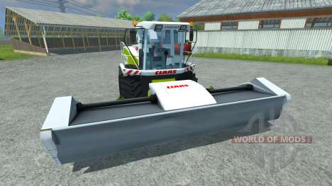 CLAAS Jaguar 900 for Farming Simulator 2013