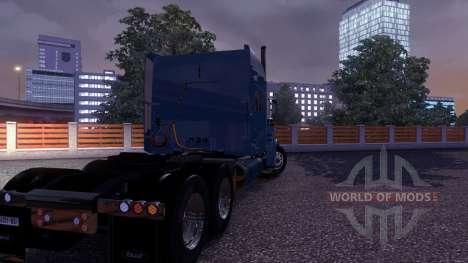 Peterbilt 389 for Euro Truck Simulator 2