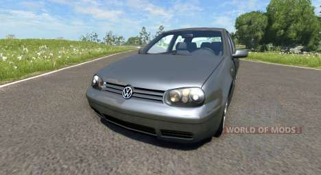 Volkswagen Golf Mk 4 for BeamNG Drive