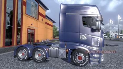 Scania R730 Evo Topline for Euro Truck Simulator 2