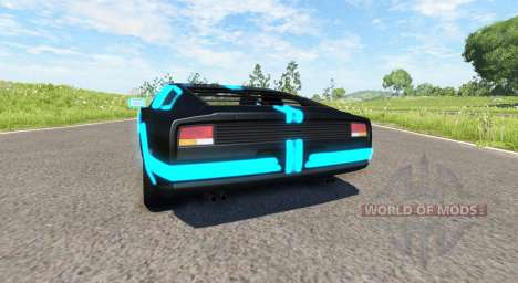 Civetta Bolide Tron for BeamNG Drive