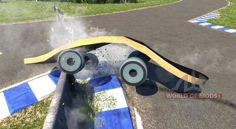 Skateboard for BeamNG Drive