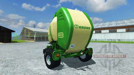 Krone Comprima V180 for Farming Simulator 2013