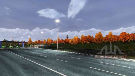 Autumn for Euro Truck Simulator 2