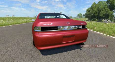 Toyota Mark II Tourer V for BeamNG Drive