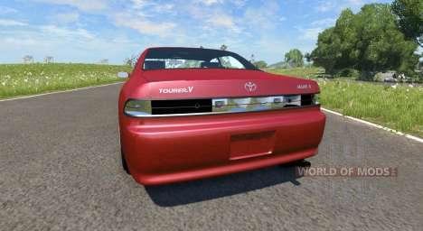 Toyota Mark II Tourer V for BeamNG Drive