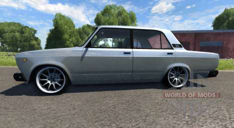 VAZ-2107i for BeamNG Drive