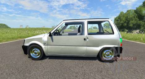 VAZ-1111 for BeamNG Drive