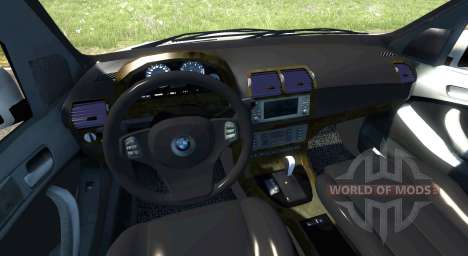 BMW X5M for BeamNG Drive