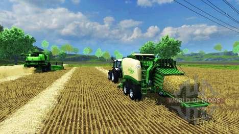 Krone Big Pack 1290 for Farming Simulator 2013