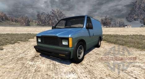 Gavril H-Series Mini Van for BeamNG Drive