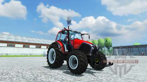 Hand ignition for Farming Simulator 2013