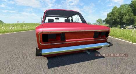 VAZ-2106 for BeamNG Drive