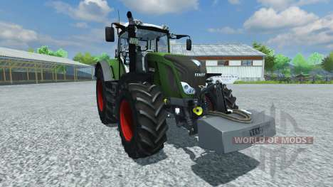 Fendt 828 Vario2 for Farming Simulator 2013