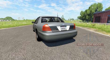 Ford Crown Victoria 1999 for BeamNG Drive