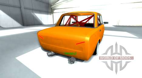 VAZ-2101SR for BeamNG Drive