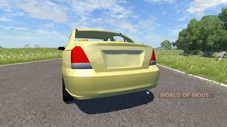Hyundai Elantra for BeamNG Drive