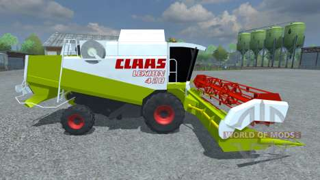 CLAAS Lexion 420 for Farming Simulator 2013