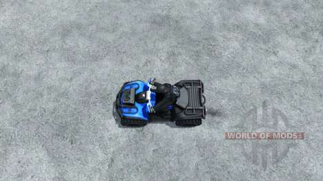 Lizard ATV for Farming Simulator 2013