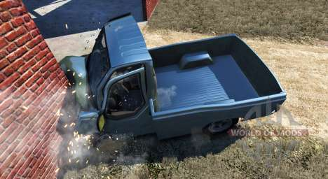 Gavril H-Series Pickup for BeamNG Drive