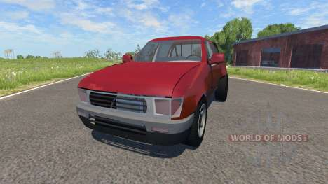 Toyota Hilux for BeamNG Drive
