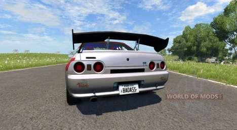 Nissan Skyline R32 for BeamNG Drive
