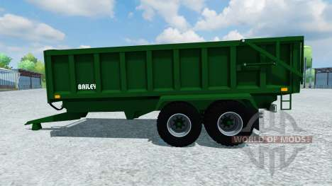 Bailey TB 18 for Farming Simulator 2013
