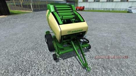 Krone Comprima V180 for Farming Simulator 2013