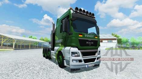 MAN TGA for Farming Simulator 2013