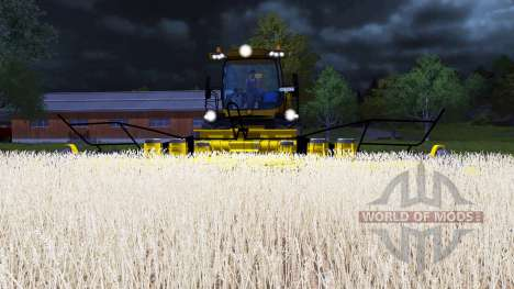 New Holland FR9050 for Farming Simulator 2013