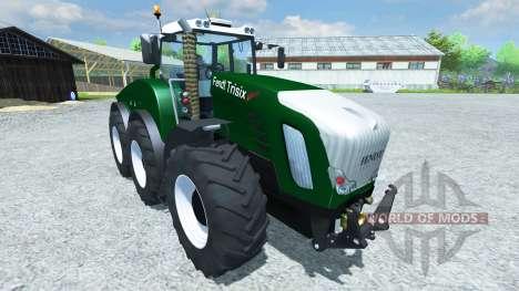 Fendt Trisix Vario for Farming Simulator 2013