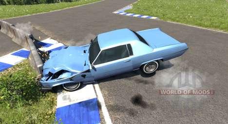 Manana (Grand Theft Auto V) for BeamNG Drive