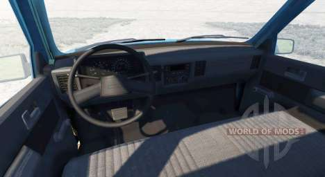Chevrolet Silverado 1500 1994 for BeamNG Drive