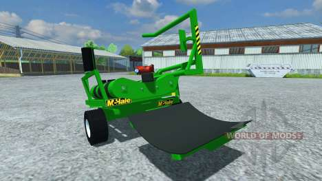 McHale 991 [Black] for Farming Simulator 2013