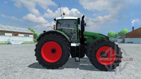 Fendt 939 Vario v2.1 for Farming Simulator 2013