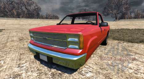 Gavril D-Series Bird for BeamNG Drive