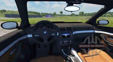 BMW M5 E39 for BeamNG Drive