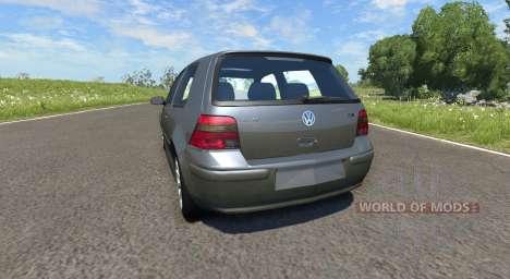 Volkswagen Golf Mk 4 for BeamNG Drive