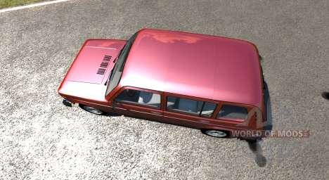 VAZ Niva 2131 for BeamNG Drive
