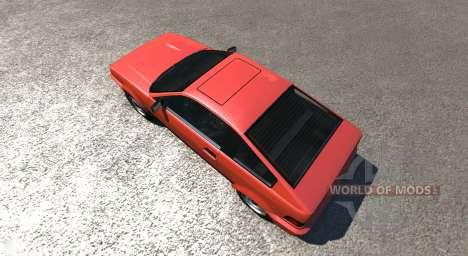 Dinka Blista Compact for BeamNG Drive